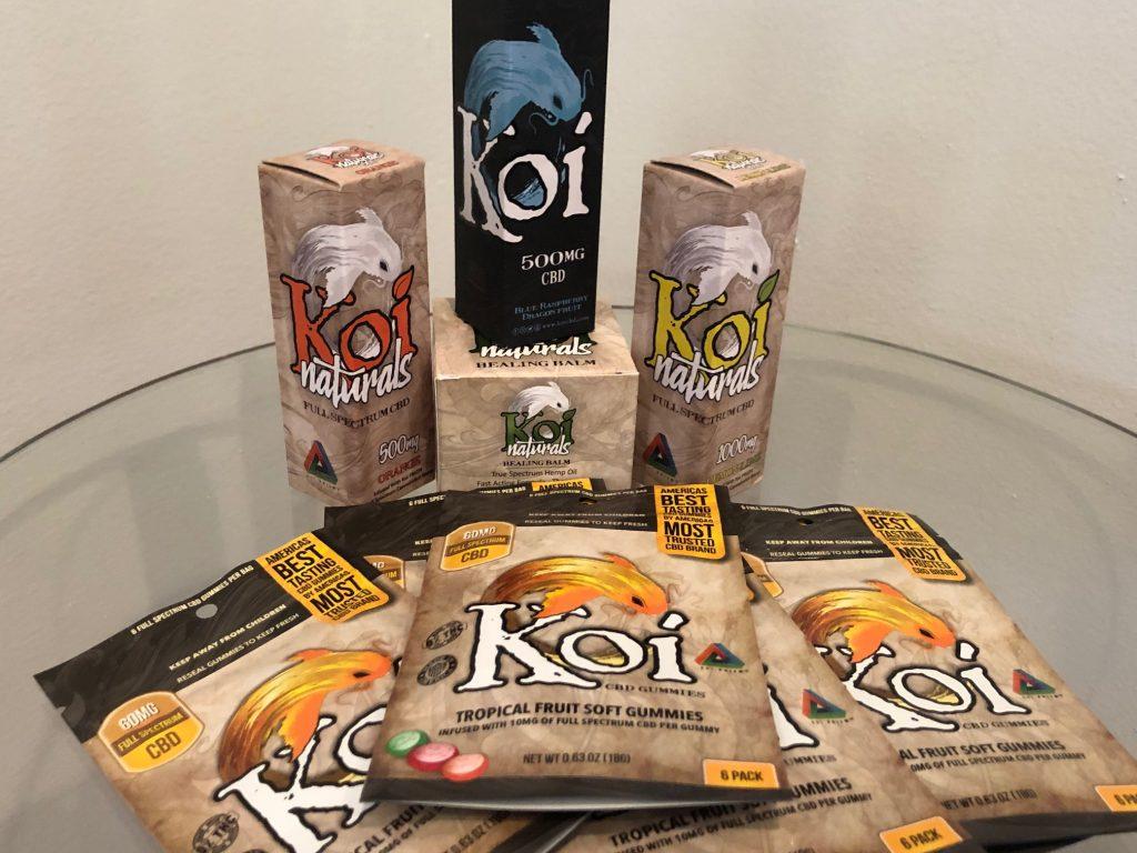 Koi CBD Brand